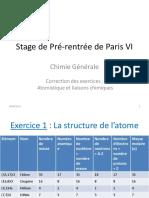 SPR Chimie G - Diapos de Correction - Chapitre 2