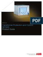 RET630 Product Guide.pdf