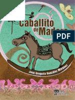 Caballito de Madera de José Gregorio González Márquez