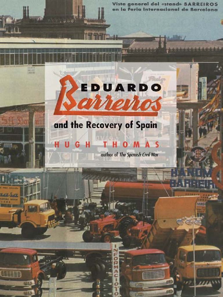 Eduardo barreiros and the recovery of spain hugh thomaspdf spain fandeluxe Images
