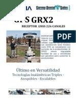 Gps Sokkia Grx2 Español1