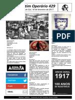 Boletim Operário 429
