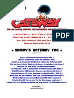 Gateway 3DS FAQ