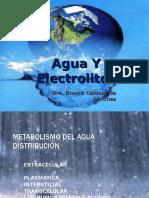 Agua y Electrolitos Renovada ACTUALIZADA