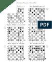 ejercicios debilidades ajedrez