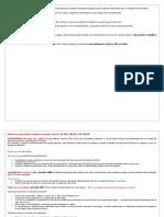 Pago Obligaciones de No Hacer (Objeto Directo)
