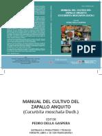 CALABAZAX Manual de Zapallo