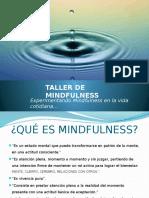 Diapos Taller de Mindfulness (1)