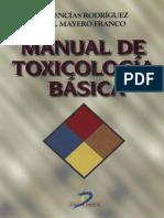 Manual de Toxicolog_a B_sica