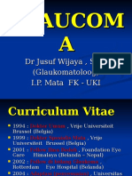 Glaucoma Part i