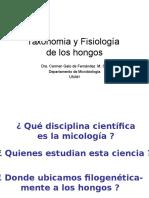 Taxonomia y Fisiolog A
