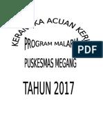COVER Malaria