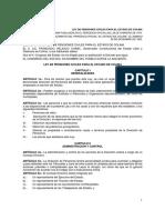 Ley de Pensiones Civiles de Colima