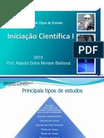 Aula 5 - Tipos_de_estudos