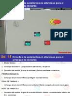 Circuitos de Automatismos Electricos
