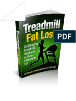 Treadmill Fat Loss
