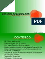 Programa de Inmunizaciones