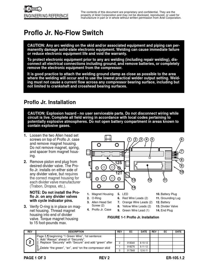 ARIEL-ER-105.1.2 | Welding | Vacuum Tube