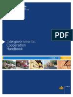 Intergovernmental Handbook 05F