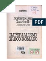 Imperialismo Greco Romano