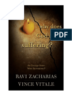 Why Suffering is permitted