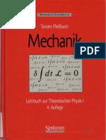 Fließbach theoretische Physik
