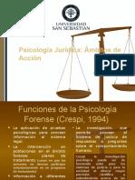 Clase 3. Funciones de La Psicología Jurídica