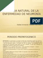 Historia Natural de La Enfermedad de Neumonía