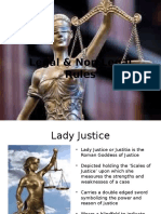 legal and non legal rules