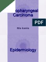 Nasopharyngeal CA