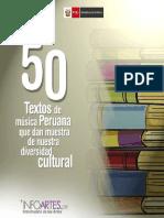 50 Textos Que Dan Muestra de Nuestra Diversidad Musical