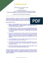 Informe Taller Igualdad 2010