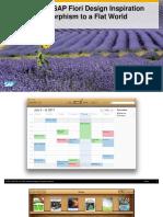 OpenSAP Fiux1 Week 1 Unit 3 DIN Presentation