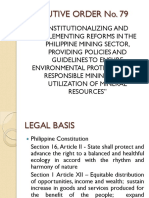 Legal and Policy Environment in the Mining Sector in the Philippines - Danilo Uykieng
