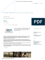DIVULGACION TECtv - Ministerio de Ciencia, Tecnología e Innovación Productiva