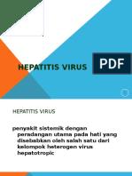Hepatitis Pp t Final