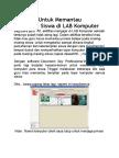 Software Untuk Memantau Komputer Siswa Di LAB Komputer