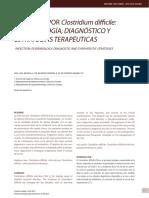 Clostridium Difficile Clc 2014