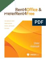 Rental Management Software | PreferRent  - User Manual