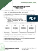 Examen Plantilla 2015 II OperadorCalderas
