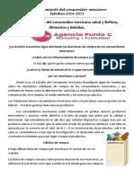Radiografia Del Consumidor Mexicano 2014-15 (1)