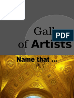 The Gallery Name That