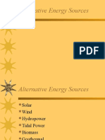 Alternative Energy Sources.ppt