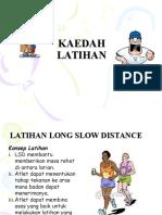 KAEDAH LATIHAN_T4