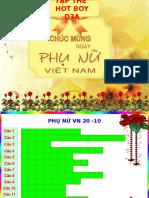 Phu Nu Viet Nam 2010