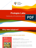 Protopia Labs Draft 0.9