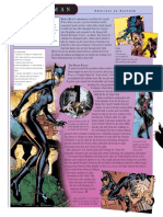 DC Comics - Catwoman - Secret Files