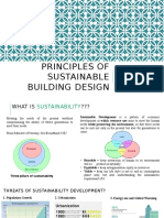 3. Principles of Sustainable Building Design