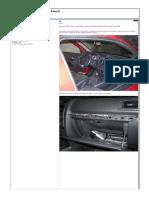Smontaggio Cruscotto Renault Clio 2 Faseb (Reichard TUV)