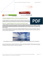 Analyse Isotopique Eau Cle Comprendre Climat